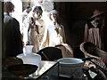 NU0625 : Interior rooms at Chillingham Castle 7 by Derek Voller