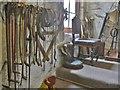 NU0625 : Interior rooms at Chillingham Castle 2 by Derek Voller