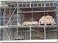 TF0920 : Turning the bricks by Bob Harvey