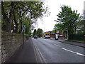 SD9201 : Ashton Road (A627)  by JThomas