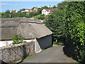 SX9271 : West end of Brookvale Orchard, Ringmore by Robin Stott