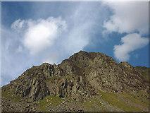 NY4807 : Buckbarrow Crag, Longsleddale by Karl and Ali