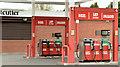 J2563 : Petrol pumps, Lisburn by Albert Bridge