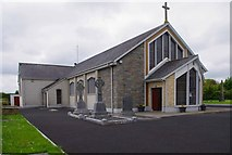 R2838 : St. Molua's Church, Main Street, Ardagh, Co. Limerick by P L Chadwick