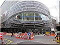 SP0686 : New Street Station, New Stephenson Street Entrance (2) by Roy Hughes