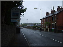 SD9311 : Entering Milnrow on the A663 by JThomas