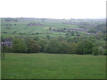 SE0424 : Farmland towards the Rochdale Canal by JThomas