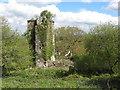 SN0613 : Remains of Newton North church by Gareth James