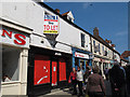 TA0339 : Jessops, Beverley, closed by Stephen Craven