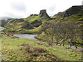 NG4163 : Fairy Glen at Balnaknock by M J Richardson
