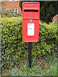TM4087 : Redisham Road Postbox by Adrian Cable