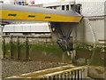 TQ4179 : Gate 9, Thames Flood Barrier by David Dixon
