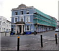 ST3088 : Grade II listed Queen's Hotel, Newport by Jaggery