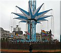 SJ8498 : The bottom of the Starflyer by Gerald England