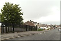 SO9394 : Upper Ettingshall Road View by Gordon Griffiths