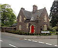SO3014 : Sycamore Avenue Lodge, Abergavenny by Jaggery