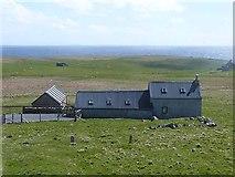 HU6390 : House near Aith by Oliver Dixon