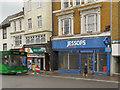 TQ7555 : Jessop's Store, Maidstone High Street by David Dixon