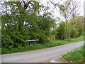 TM3886 : Footpath to the A144 Halesworth Road by Adrian Cable