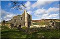 NU0304 : Cartington Castle (2) by Mike Searle
