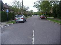 TQ2688 : Kingsley Way, Hampstead Garden Suburb by David Howard