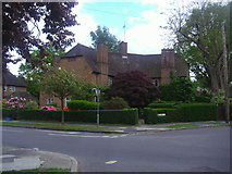 TQ2688 : House on the corner of Meadway and Grey Close by David Howard
