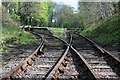 NZ2055 : Tanfield Railway at Causey Arch station by Graham Hogg