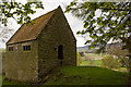 NT9600 : Woodhouses Bastle by Mike Searle