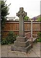 TQ5077 : St Paul, Northumberland Heath - War Memorial by John Salmon