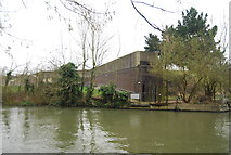 TL3706 : Broxbourne Lido by N Chadwick
