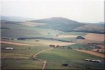 NJ5305 : View westwards  from Craiglich summit by Stanley Howe