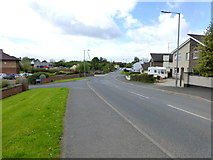 H4573 : St Julians Road, Omagh by Kenneth  Allen