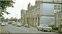 SW6439 : Camborne: Trevenson Street, 1971 by Ben Brooksbank