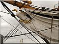TQ7569 : HMS Gannet, Chatham Dockyard by David Dixon