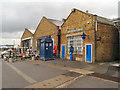 TQ7569 : Kent Police Museum, Chatham Dockyard by David Dixon