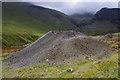 NY2021 : Spoil heap, Force Crag Mine by Ian Taylor