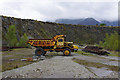NY3224 : Quarry truck, Threlkeld Quarry & Mining Museum by Ian Taylor