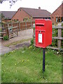 TG2118 : Cromer Road Postbox by Adrian Cable