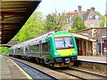 SO7845 : Hereford bound, Great Malvern by Philip Pankhurst