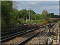 SU8953 : Ash Junction by Alan Hunt