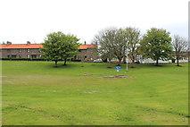 NT9953 : Berwick Car Park by Billy McCrorie
