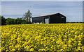 TL1581 : Barn on Grange Farm by Kim Fyson