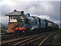 C4416 : Steam train at Waterside - 1970 (2) by The Carlisle Kid