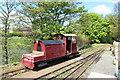NT9338 : Heatherslaw Light Railway by Billy McCrorie