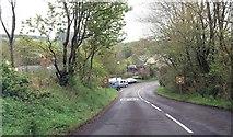NY6565 : Entering Greenhead on B6318 by John Firth