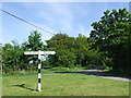 TQ5697 : Snakes Hill, Navestock Side by Malc McDonald