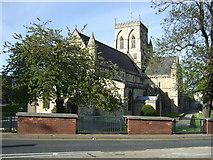 TA2609 : St. James' Church, Grimsby by JThomas