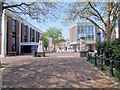 SZ6199 : Path to Gosport High Street by Paul Gillett