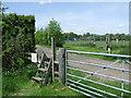 TQ3215 : Stile near Ditchling by Malc McDonald