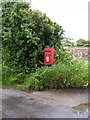 TM1137 : Falstaff Manor Postbox by Adrian Cable